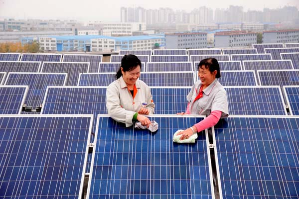 Brighter outlook for solar power sector