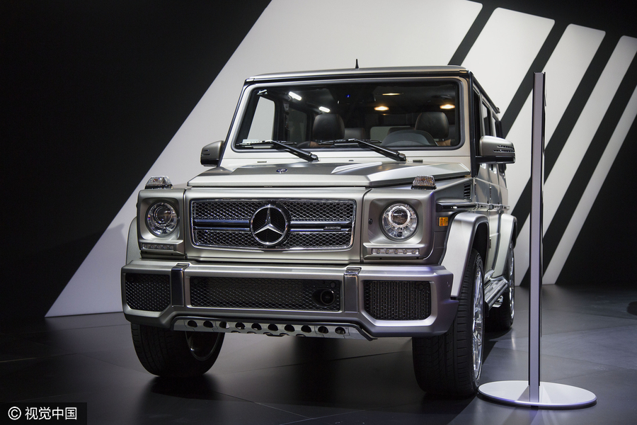Top Most Expensive Suvs For Chinadaily Com Cn