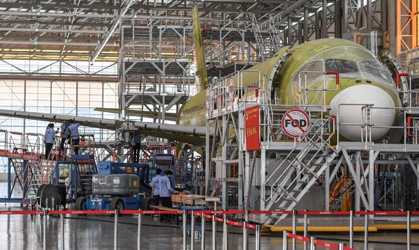 China to demand 6,103 new passenger aircraft over 20 years: AVIC