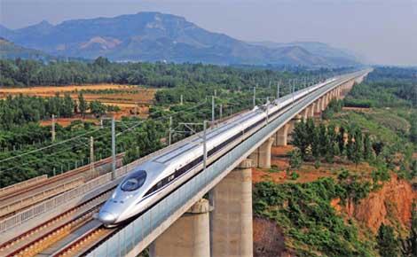Safeguarding train technologies for China railway 13 bureau group corporation