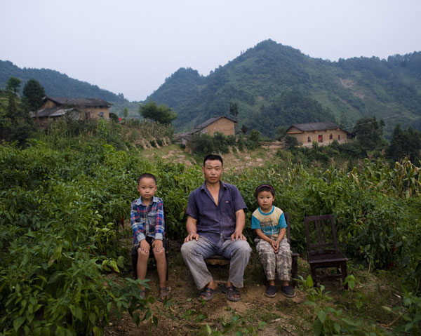 The Empty Stools Of Rural Village Life In China