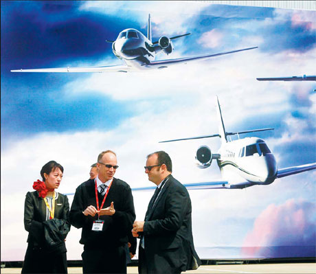 Aviation industry to take off in China[1]|chinadaily.com.cn