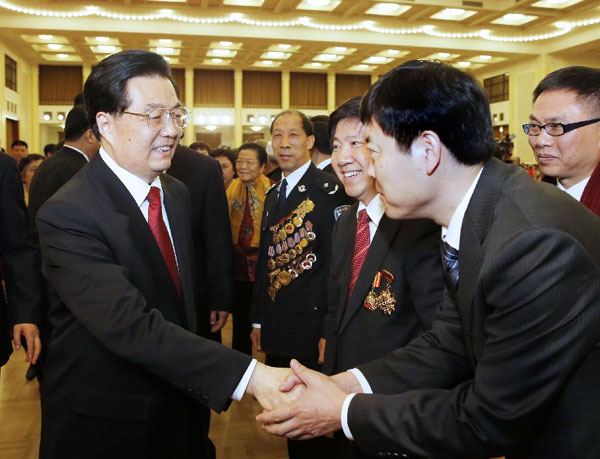 Chinese leaders send lunar new year greetings1chinadaily chinese leaders send lunar new year greetings m4hsunfo