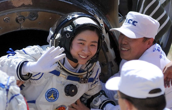 Timeline of China's manned space program|Science-Tech ...