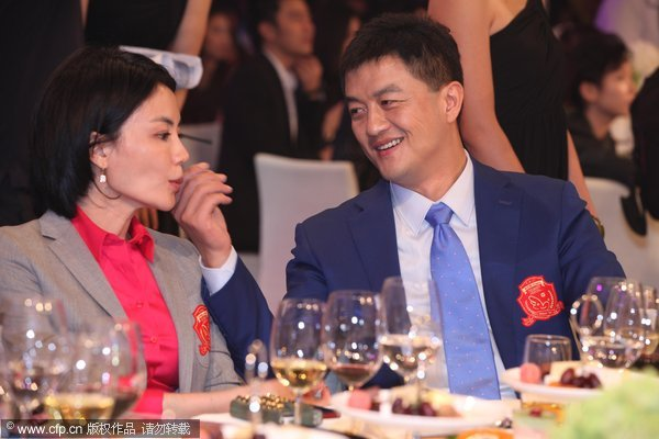 Faye Wong and Li Yapeng divorce