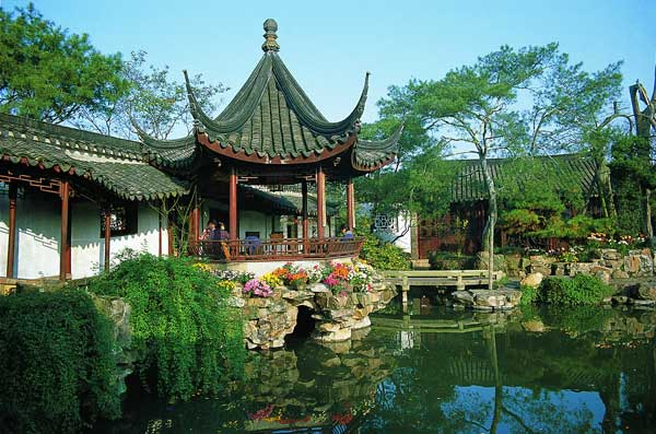 Gardens put history and culture in perspective1chinadailycomcn