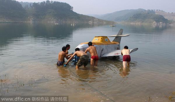 how to make a homemade submarine