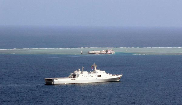 China issues six-point response to US remark on South China Sea issue