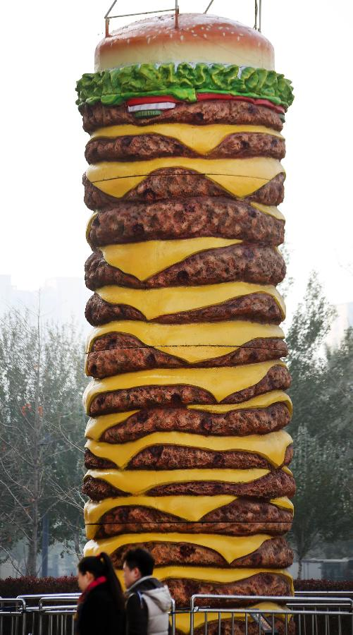 biggest hamburger in usa
