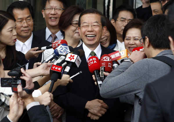 Taiwan politician heads home|Politics|chinadaily com cn