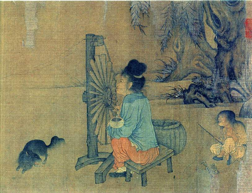 culture insider pretty women in chinese paintings4 art