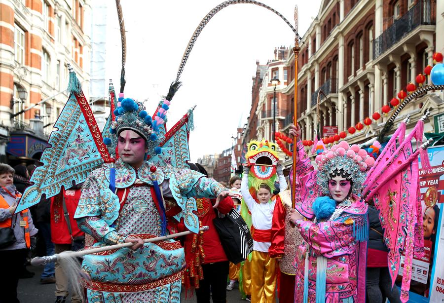 Top 10 highlights in China-UK Year of Cultural Exchange[1