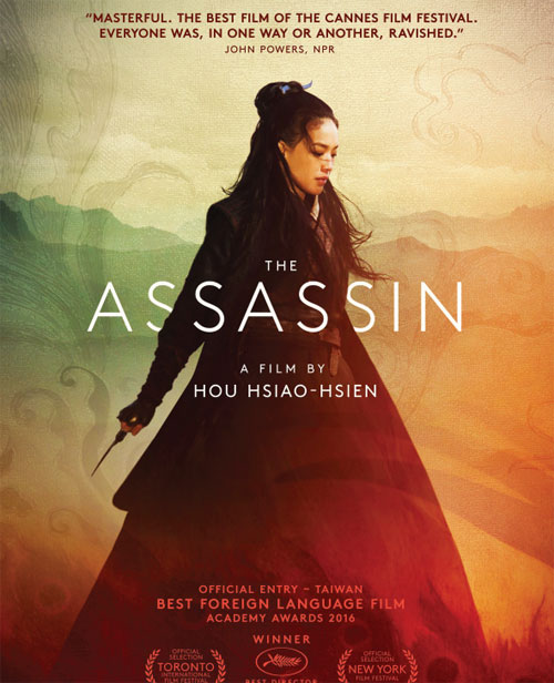 the assassin coursework The assassin director: why i gave plot the chop  the assassin premiered at last year's cannes film festival,  too, can follow a curiously skittish and freestyle course they unfurl at.