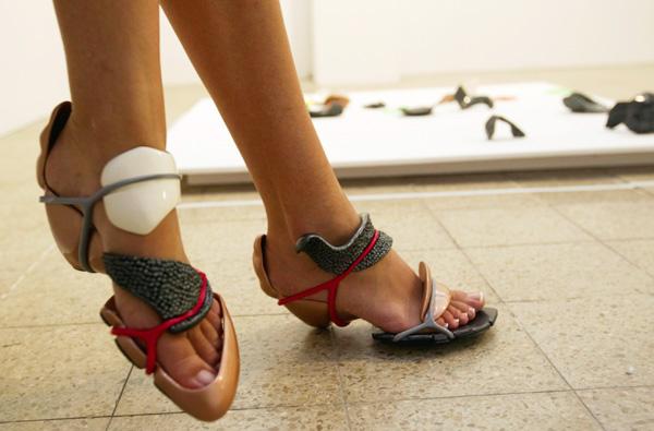 Tính linh hoạt cho bàn chân