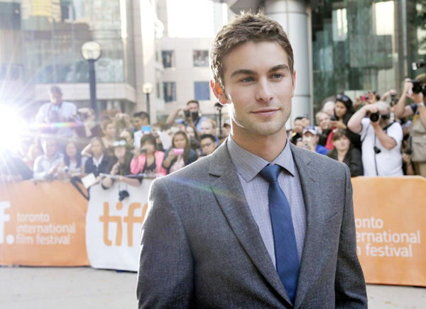 Chase Crawford at 36th TIFF
