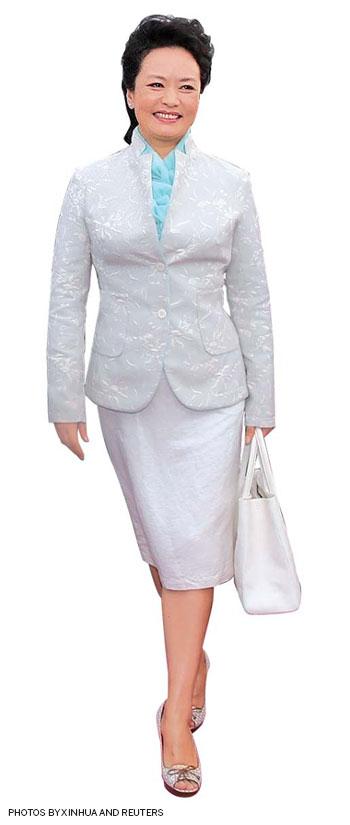 Người phụ nữ thanh lịch đầu tiên của thời trang Ma Ke