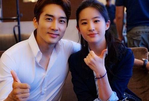 Song seung heon liu yi fei dating advice