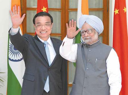China, India can build trust: Li|Top Stories