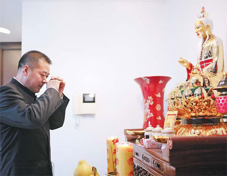 Feng Shui Master wealthy see their fate linked to feng shui focus chinadaily com cn