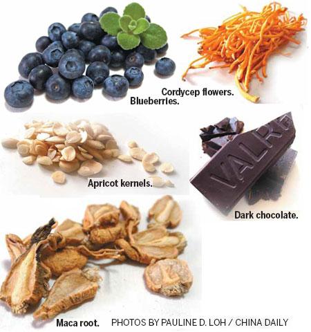 Super Foods Facts Fiction