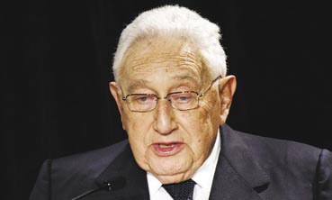 Kissinger's book a warning to China, US