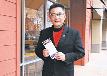Kansen Chu: A calculated risk taker in politics