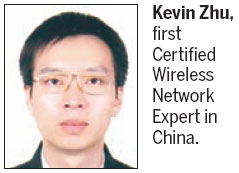 Wi-Fi tech trainer picked for China