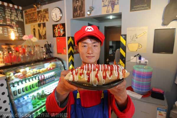 Creative Themed Restaurants Around China