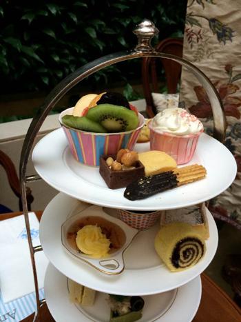 Origins Of British Style Afternoon Tea In Shanghai 1