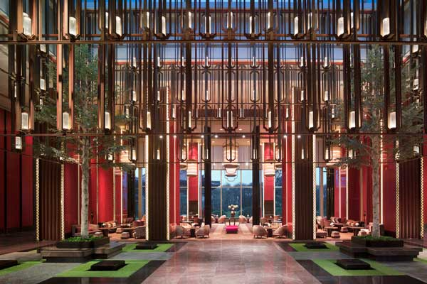 Confucius City Gets First International Hotel People