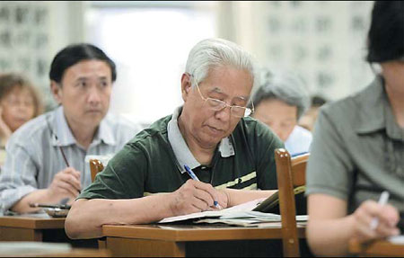 Never Too Old To Learn New Tricks People Chinadaily Com Cn