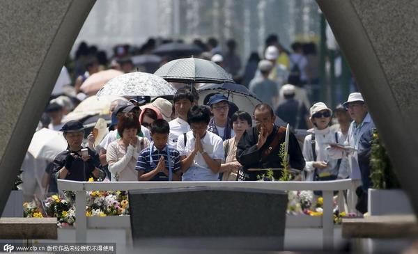 Obama's Hiroshima visit at risk of being hijacked Editorials