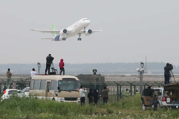C919 an undoubted achievement - USA - Chinadaily.com.cn