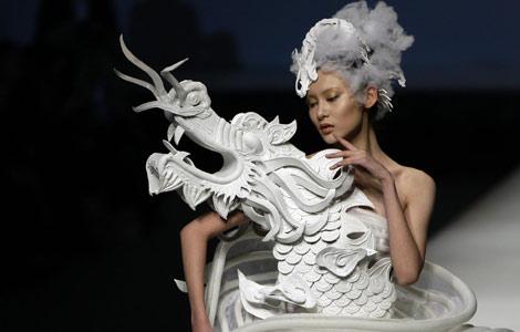 Chinese Fashion Designers In The Us Slide China Fashion Week