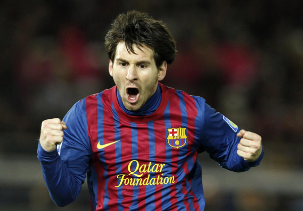 Messi Voted Argentine Sports Personality Of The YearStars - Famous people from spain