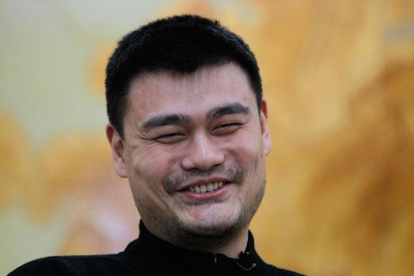 Yao Ming Face Jeremy Lin may change ...