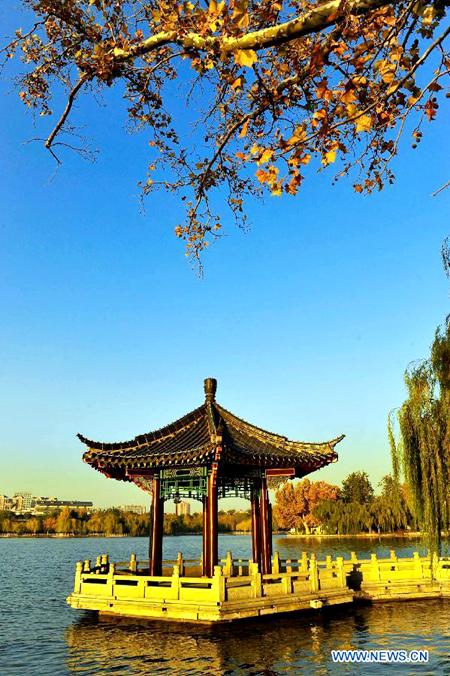 Beautiful China Scenery Beautiful scenery of D...