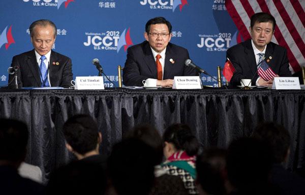 China, US kick off annual trade talks