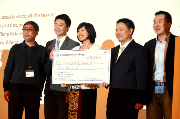 Seattle university business plan competition