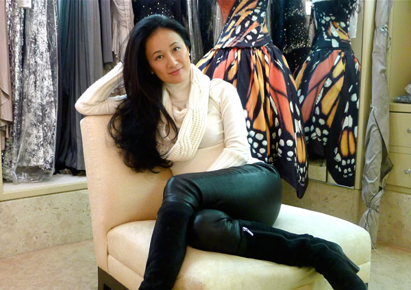 Chinese Fashion Designers In The Us Luly Yang Fashion designers