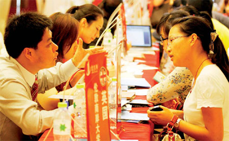 Overseas learning gains luster