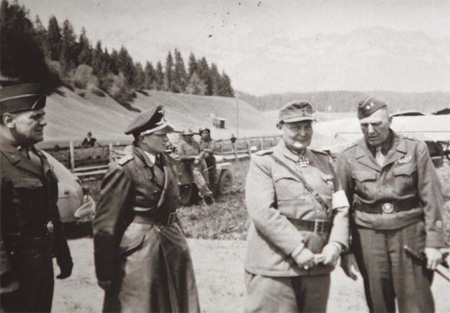 a look at adolf hitler the leader of the nazi and dictator of germany German dictator adolf hitler and german nazi leader and chief of police heinrich himmler (left) watching stormtroop manoeuvres find this pin and more on adolf hitler and his henchmen by richard batsbak .