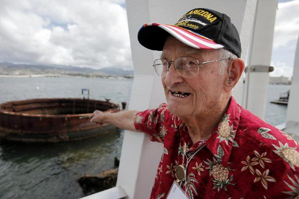 US marks Pearl Harbor attack