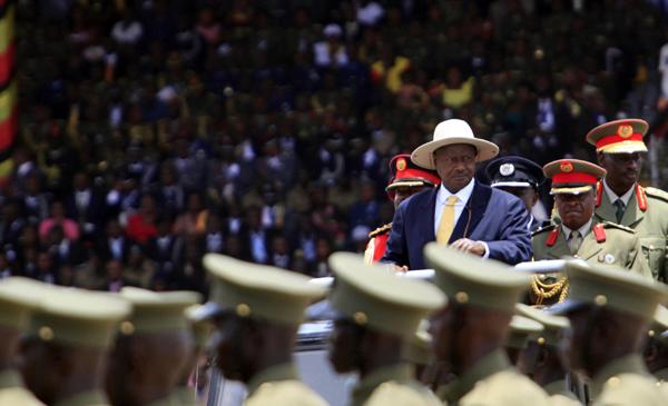 uganda 50th anniversary