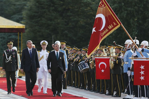 Turkey to form new government[1]|chinadaily.com.cn