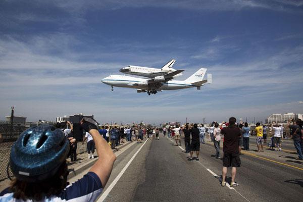Shuttle Endeavor Space Shuttle Endeavor Makes