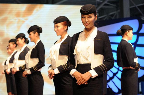 Cathay pacific uniform 2013