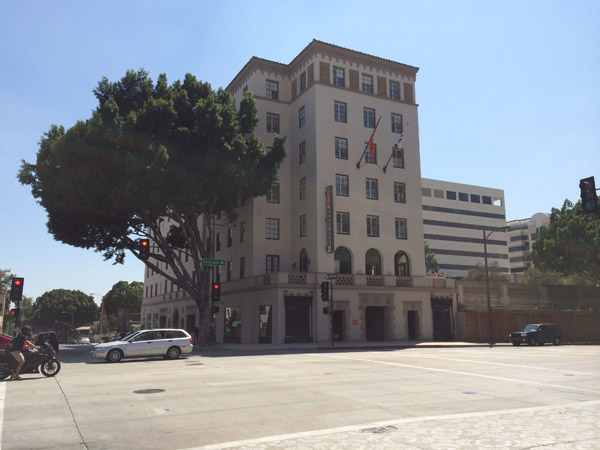 Chinese Firm Oversees 60 Million Renovation Of Pasadena Hotel