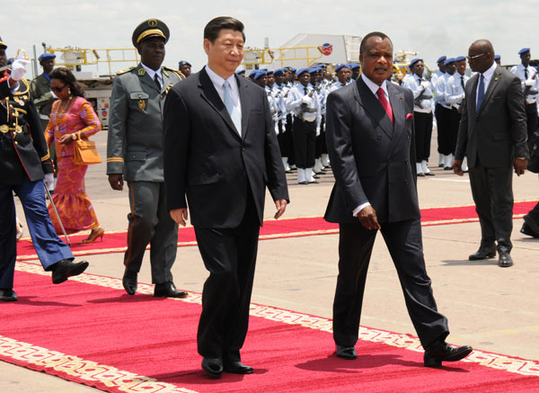 China cancels $28m of DR Congo debt to help coronavirus fight - Tatahfonewsarena