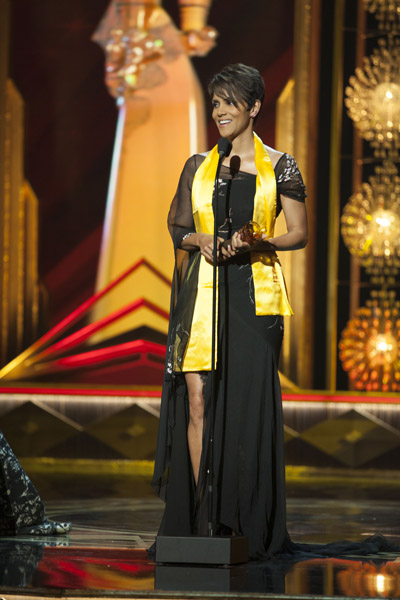 Halle Berry named the Global Icon at Huading Film Awards
